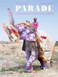 【古本】シャルル・フレジェ写真集: CHARLES FREGER: PARADE: LES ELEPHANTS PEINTS DE JAIPUR【サイン入】