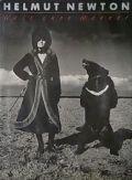 【古本】ヘルムート・ニュートン写真集: HELMUT NEWTON: WELT OHNE MANNER