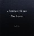 【古本】ギイ・ブルダン写真集: GUY BOURDIN: A MESSAGE FOR YOU