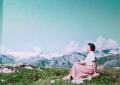 【古本】アンドレア・ストゥルティエンス写真集 : ANDREA STULTIENS : THE ALPS. : KOMM, MEIN MADCHEN, IN DIE BERGE