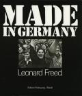 レオナルド・フリード写真集: LEONARD FREED: MADE IN GERMANY