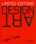 DESIGN/ART: LIMITED EDITION