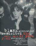 【古本】BLANK GENERATION REVISITED: THE EARLY DAYS OF PUNK ROCK