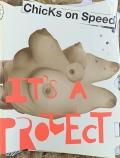 【古本】チックス・オン・スピード作品集: CHICKS ON SPEED: IT'S A PROJCET (Cos)