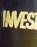 【古本】THE INVESTMENT