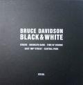 【古本】ブルース・デヴィッドソン写真集 : BRUCE DAVIDSON : BLACK & WHITE