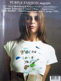 【古本】PURPLE FASHION MAGAZINE SPRING/SUMMER 2006  ISSUE 5
