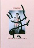 【サイン入】ジム・ジョコイ写真集 : JIM JOCOY: ORDER OF APPEARANCE