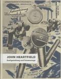 ジョン・ハートフィールド: JOHN HEARTFIELD: BUCHGESTALTUNG UND FOTOMONTAGE【ドイツ語版】