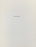 【古本】カール・ゲルストナー作品集: KARL GERSTNER: COLOR FRACTALS/GENESIS