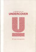 【古本】アンダーカバー展カタログ: LABYRINTH OF UNDERCOVER: 25 year retrospective