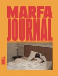 【古本】 MARFA JOURNAL #1
