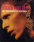 【古本】ミック・ロック写真集 : ROCK'N'ROLL EYE THE PHOTOGRAPHY OF MICK ROCK
