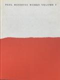 【古本】ポール・ボウデンス作品集: PAUL BOUDENS WORKS VOLUME 1
