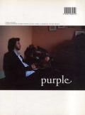 【古本】PURPLE NUMBER 14 /WINTER 2003