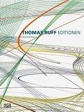 【古本】トーマス・ルフ写真集: THOMAS RUFF EDITIONS 1988-2014