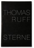 【少難アリ】トーマス・ルフ写真集 : THOMAS RUFF : STERNE