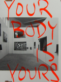 【古本】ヴォルフガング・ティルマンス写真集 : WOLFGANG TILLMANS: YOUR BODY IS YOURS
