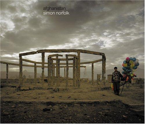 【古本】サイモン・ノーフォーク写真集: SIMON NORFOLK: AFGHANISTAN