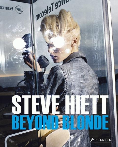 【SALE】スティーブ・ハイエット写真集: STEVE HIETT: BEYOND BLONDE