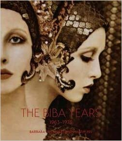 【古本】THE BIBA YEARS: 1963-1975