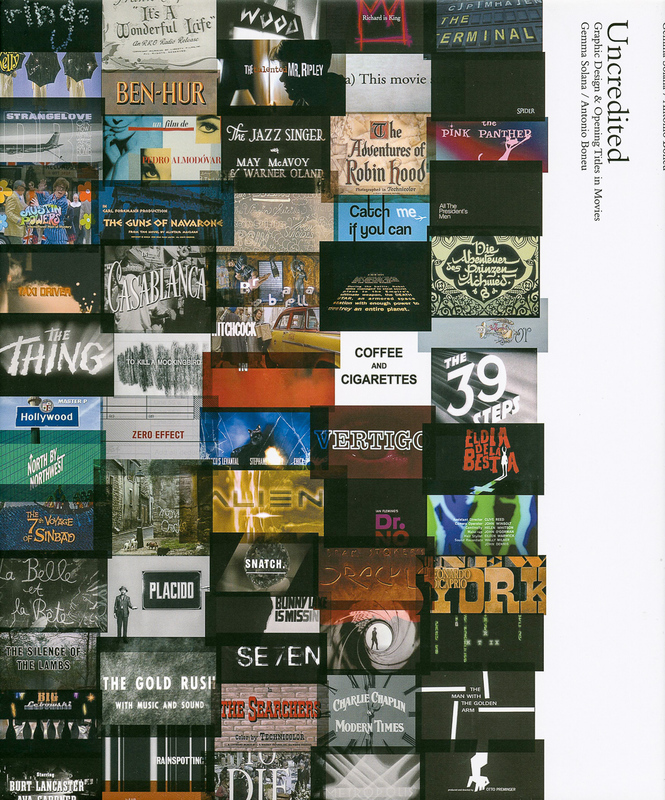 UNCREDITED: GRAPHIC DESIGN & OPENING IN MOVIES
