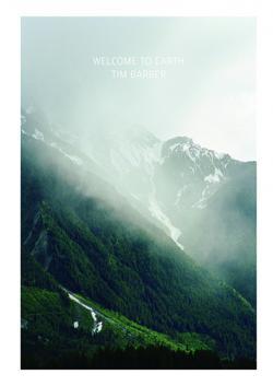 【古本】ティム・バーバー写真集: TIM BARBER: WELCOME TO EARTH