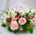 還暦祝い アレンジメント スタンド装花 新宿花屋フラワーショップアイビー