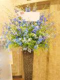 周年祝いのスタンド花
