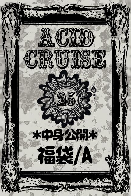【Acid Cruise】中身公開*福袋/A フリーサイズ 送料込み!!!