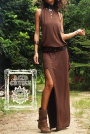 【Acid Cruise】Journey dress【3カラー*ブラック/ダークグレー/ブラウン】フリーサイズ