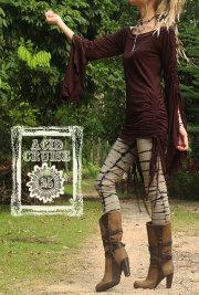 【Acid Cruise】Ballare dress【2カラー*ブラック/ブラウン】フリーサイズ