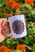 【HAPPY PAINT】Mandala Mug  ※割引クーポン、セール対象外商品