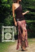 【Acid Cruise】Adventure skirt【3カラー*A/B/C】フリーサイズ