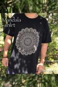 【HAPPY PAINT】Mandala T-shirt ※割引クーポン、セール対象外商品