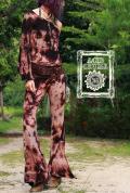 【Acid Cruise】Dark forest jump suit【3カラー*Aフォギーグレーブラック/Bサンディーダークブラウン/Cウッディーグリーンブラウン】フリーサイズ