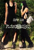 レース&フィッシュテール★スーパーストレッチ☆Gypsy ジャンプスーツ オールインワン【カラー*ブラック】フリーサイズ