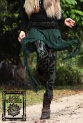 【Acid Cruise】Spirit mini skirt【2カラー*ティルグリーン/ブラック】フリーサイズ  ユニセックス
