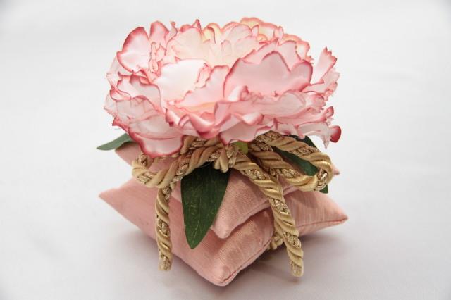 サシェ ピボワンヌローズ Pivoine rose 芍薬 ルームフレグランス用 摘みたての美味しい香りグレープフルーツの100%ピュアエッセンシャルオイル(5ml)付き!