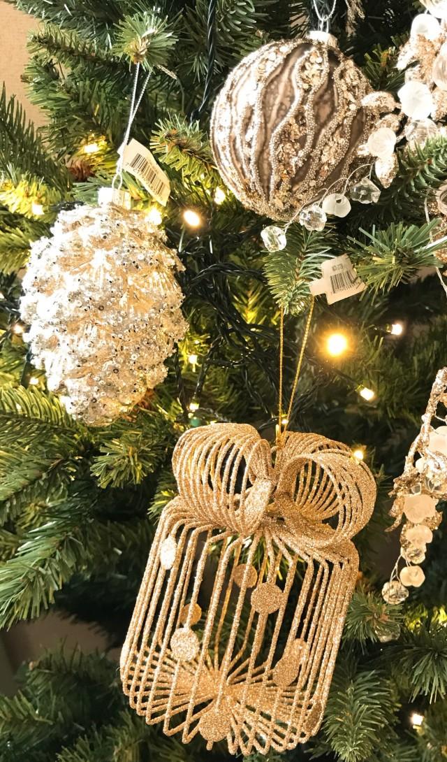 ZODAX クリスマスオーナメント3種 米国高級百貨店取り扱いブランド