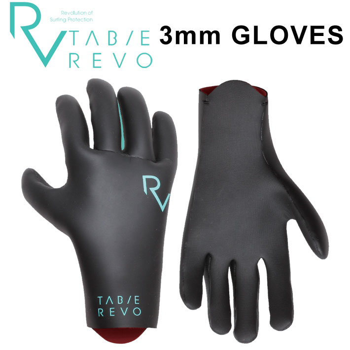 Tabie タビー 3mm GLOVES サーフグローブ [KW-4523] ウィンター グローブ
