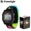 [最新カラー] 40th FreeStyle フリースタイル 腕時計 101117 SHARK LEASH シャークリーシュ デジタル腕時計