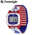 [最新カラー] FreeStyle フリースタイル レディース 腕時計 101131 SHARK LEASH キャロライン・マークス シャークリーシュ デジタル腕時計