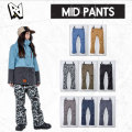 代引手数料無料 17-18 AA HARDWEAR MID PANTS ミッド パンツ レディース スノーボードウェア wear スノーウェア