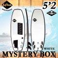 2017 SOFTECH ソフテック サーフボード MYSTERY BOX 5'2 ミステリーボックス ショートボード ソフトボード