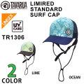 2018 TAVARUA タバルア サーフキャップ  [TR1306]  UNISEX ユニセックススタンダードサーフキャップ アウトドア 帽子 CAP
