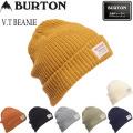 18-19 BURTON スノーボード ビーニー VT BEANIE ニット帽 バートン