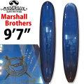 [follows40周年記念特別価格] ANDERSON SURFBOARDS アンダーソン サーフボード MarshallBrothers 9'7 マーシャルブラザーズ ロングボード LONG BOARD [条件付き送料無料]