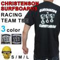 2018 CHRISTENSON SURFBOARDS クリステンソン Tシャツ RACING TEAM TEE 半袖 サーフィン