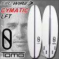 FIREWIRE SURFBOARDS ファイヤーワイヤー サーフボード CYMATIC LFT サイマティック TOMO トモ ショートボード [条件付き送料無料]
